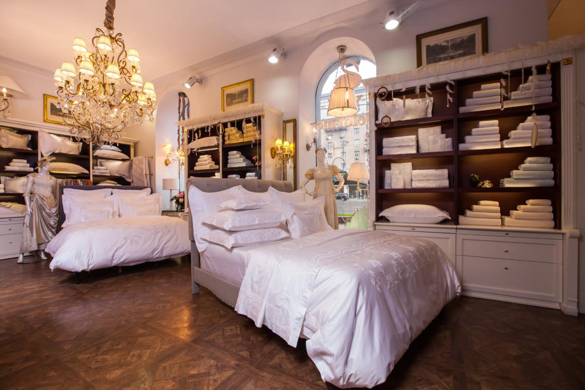 Уникальное постельное бельё, которое вызывает восхищение
