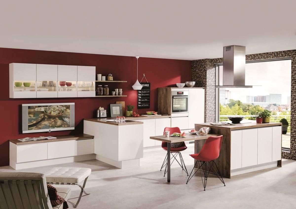 Кухня/столовая в  цветах:   Бежевый, Бордовый, Коричневый, Темно-коричневый.  Кухня/столовая в  стиле:   Минимализм.