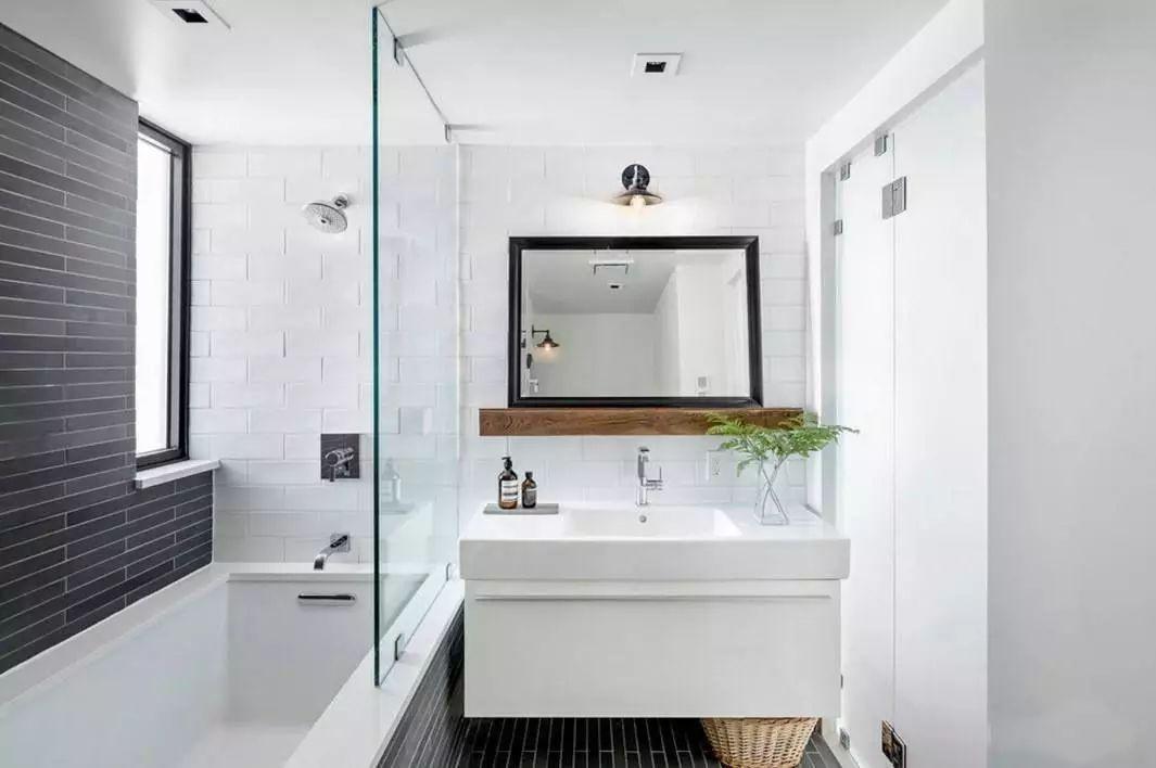 Как сэкономить место, навести порядок и разместить чуть больше необходимого в ванной комнате