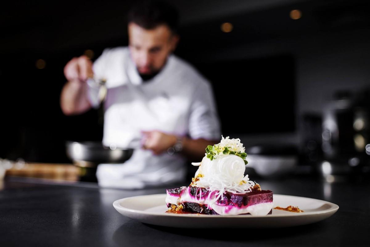 Chef's Table — московский ресторан со «шведским столом»