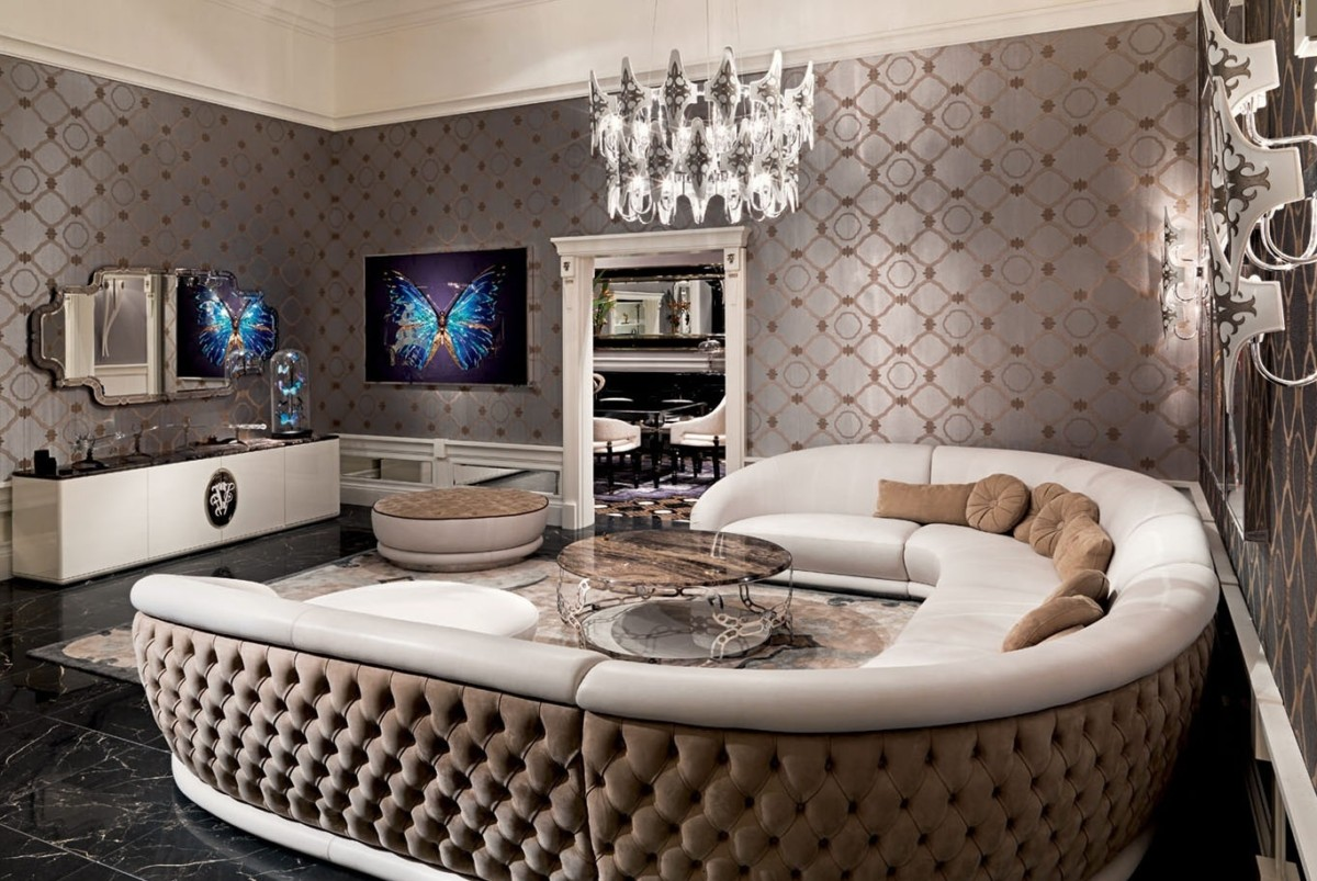 В салоне Royal Room обновится коллекция Visionnaire
