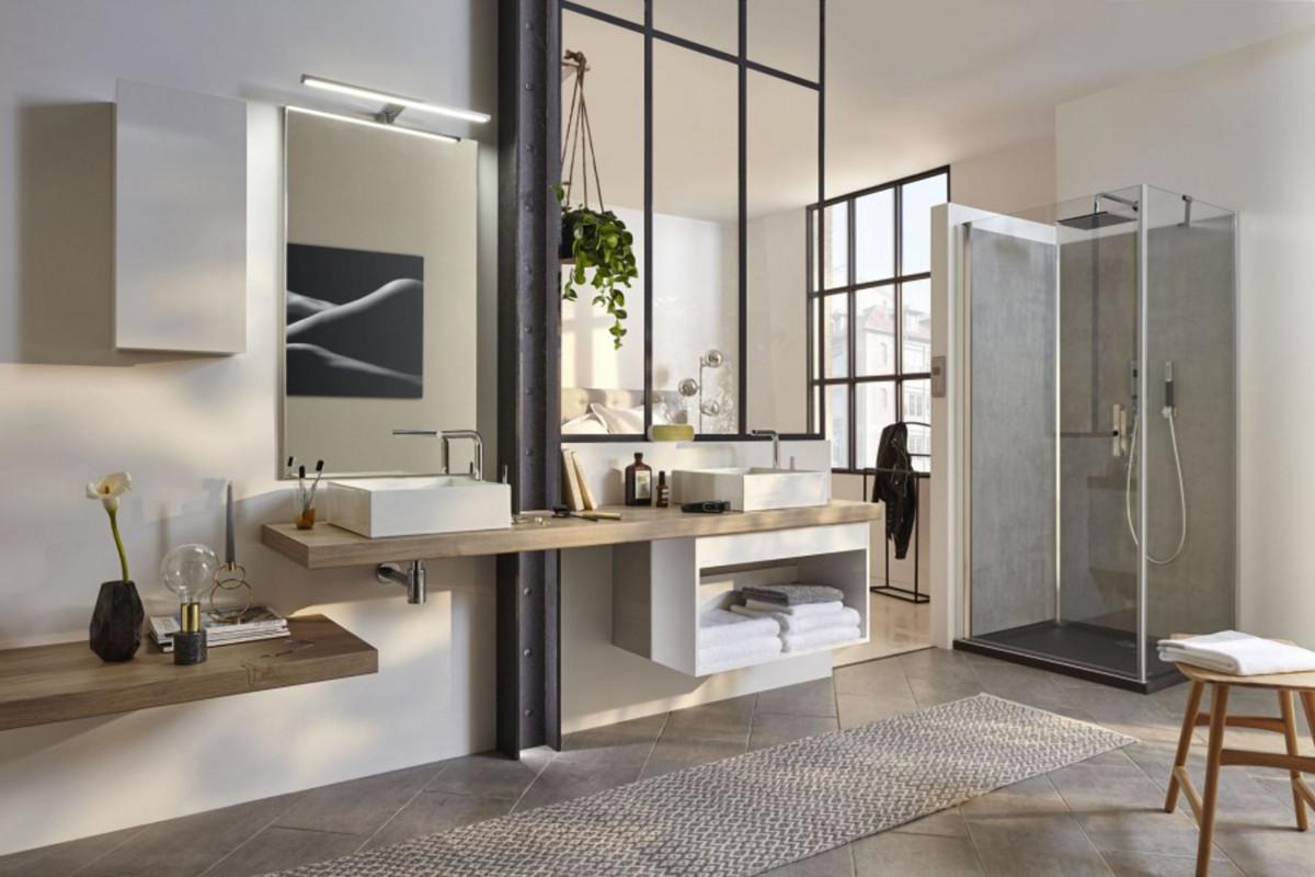 Ремонт ванной за 24 часа: первое комплексное душевое решение для вашей ванной