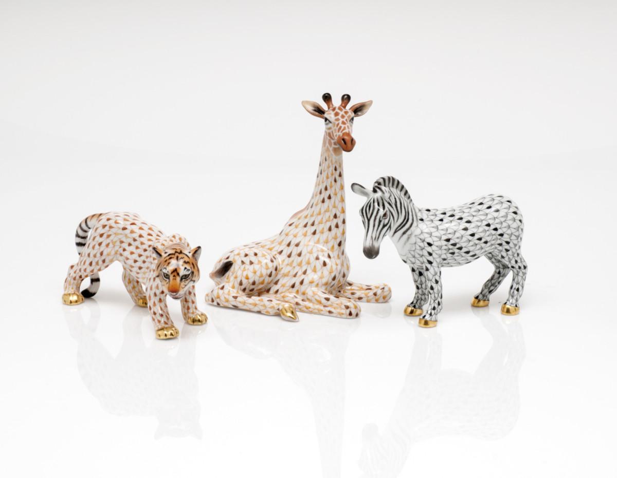 Новая лимитированная мини-коллекция Herend в «Доме фарфора»