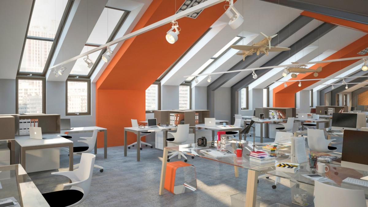 Планировка комплекса учитывает расположение административных и офисных помещений класса «Б», предприятий питания, помещений для проведения конференций и собраний, а также зон для досуга и отдыха.