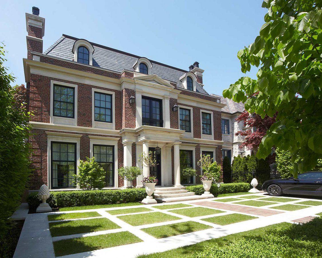 Английский стиль в дизайне загородного дома: 40 примеров