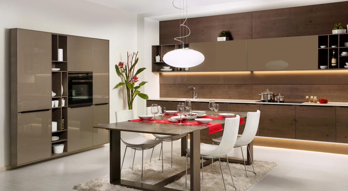 Какая кухня нужна вашей квартире-студии