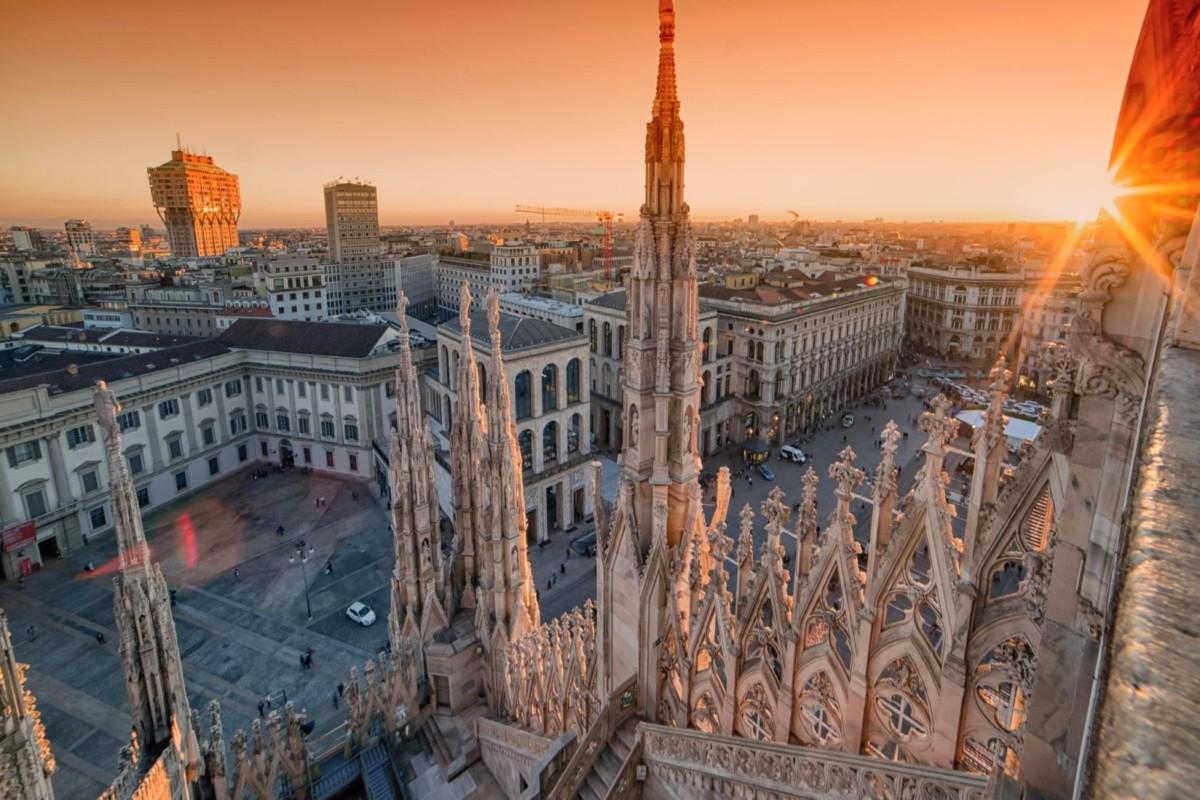 12 причин, по которым надо быть в Милане на неделе дизайна