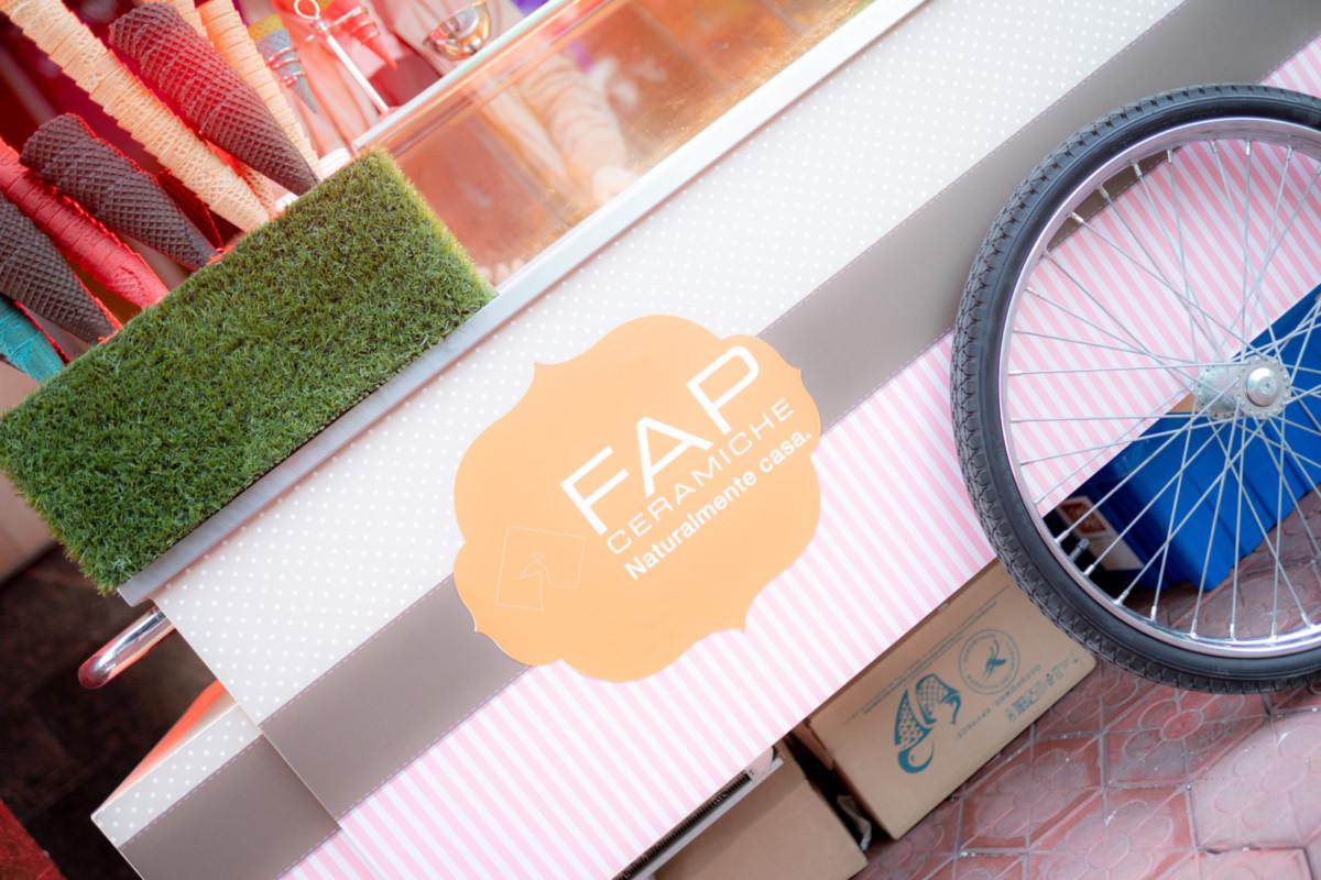 В шоу-руме FAP ceramiche показали новые коллекции керамической плитки