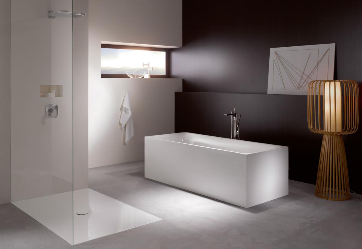 Есть решение проблемы протечек около ванны