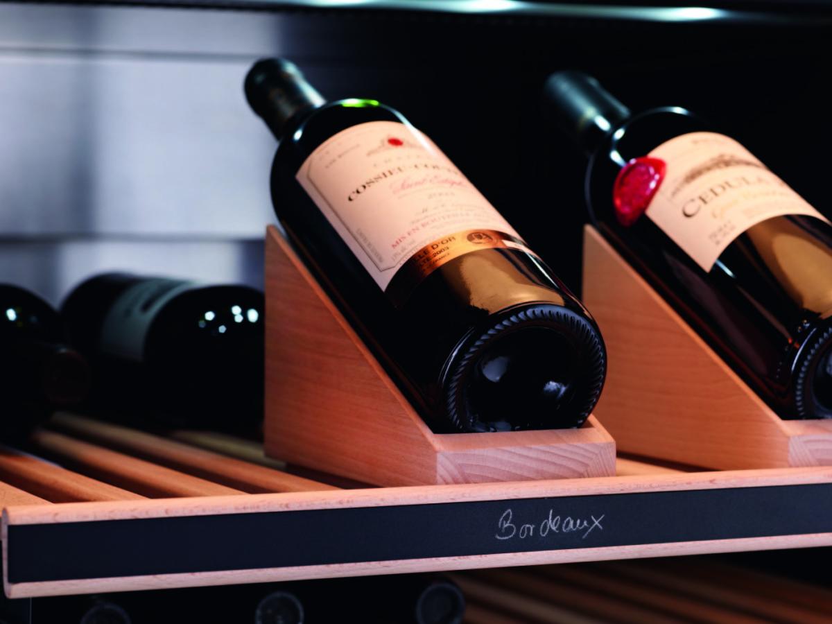 Компания Miele представила новые холодильники для вина