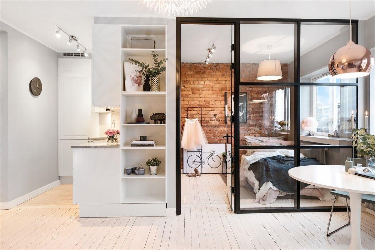 Дизайн квартиры площадью 40 квадратных метров