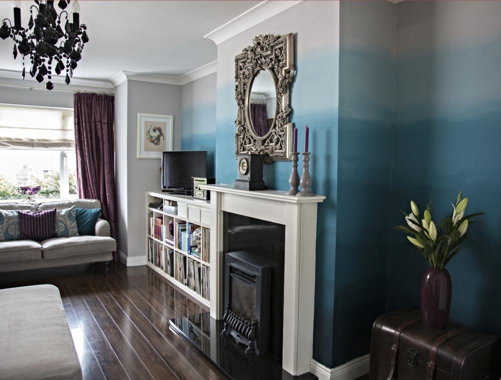 Как выкрасить стены по-модному: тренды, примеры и советы