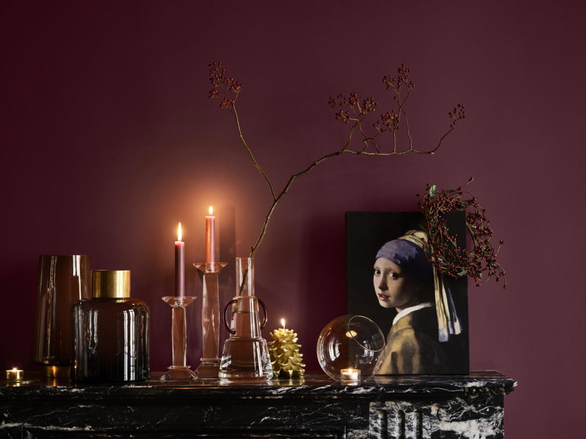 Благородные оттенки новогодней коллекции Zara Home