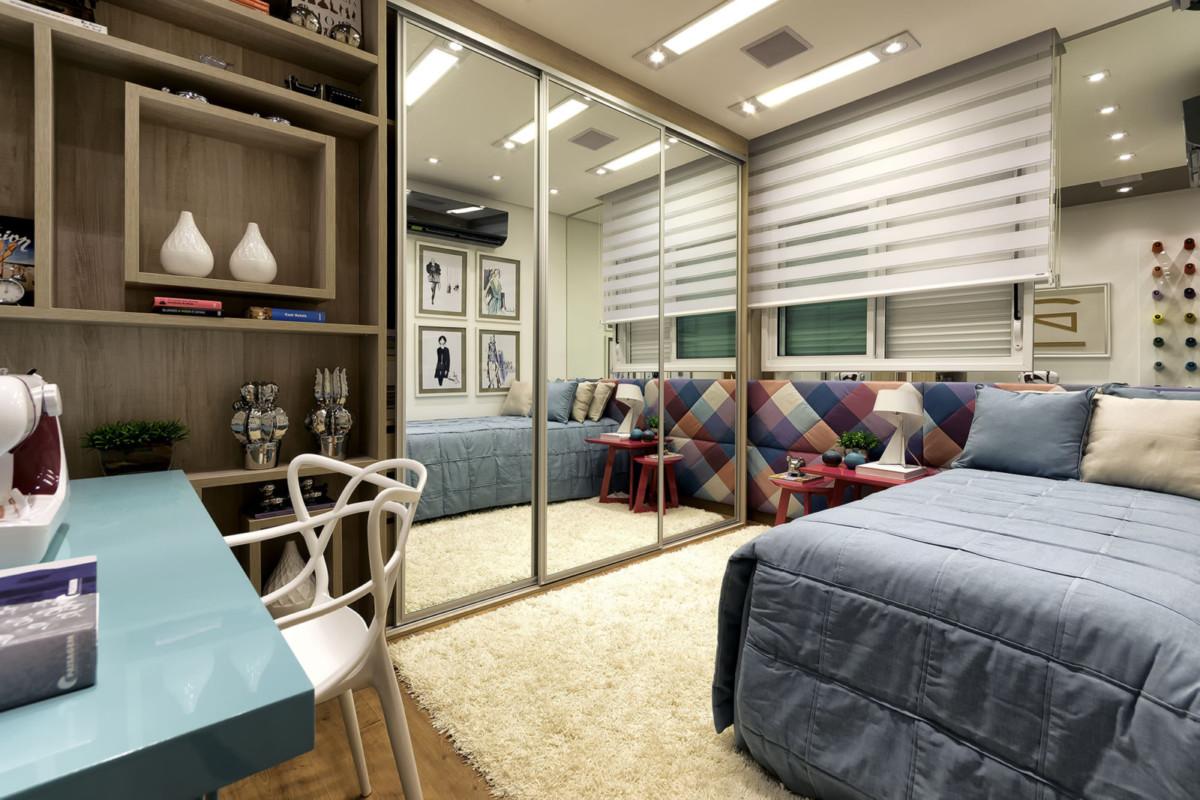 Дизайн комнаты 3 на 3 метра: 40 идей