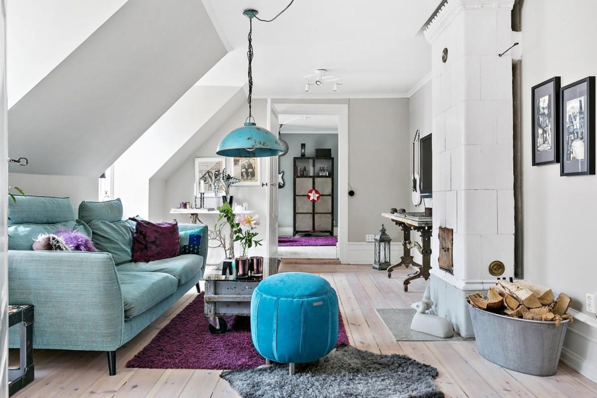 Интерьер маленькой гостиной: 10 идей дизайна с вау-эффектом