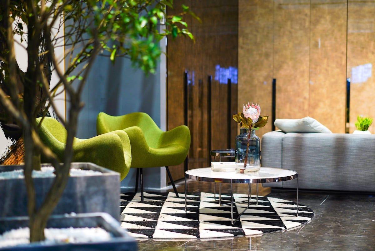 В понедельник в Китае стартует крупная мебельная выставка