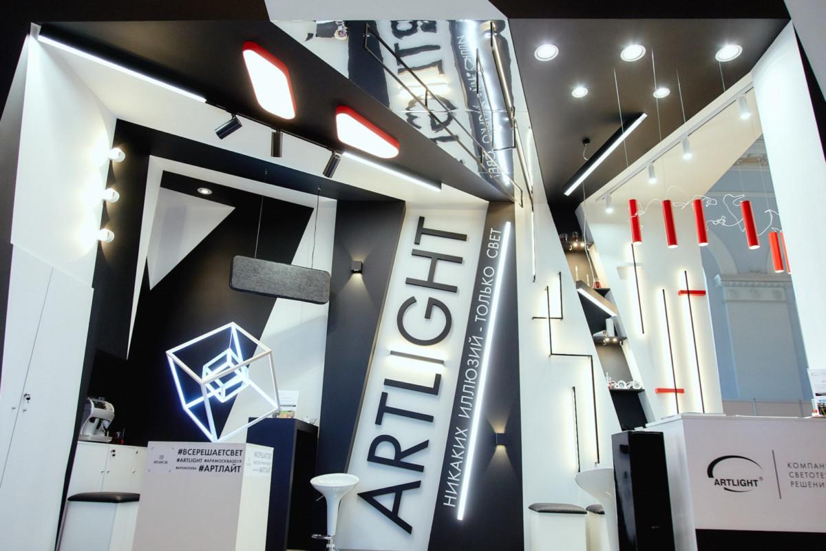 На выставке «АРХ Москва» показали новинки света