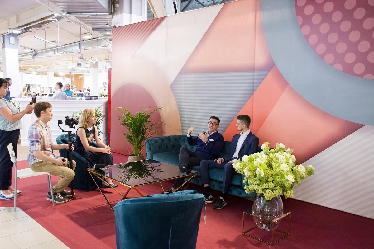 В Москве прошла выставка Ассоциации поставщиков мебельных тканей и комплектующих