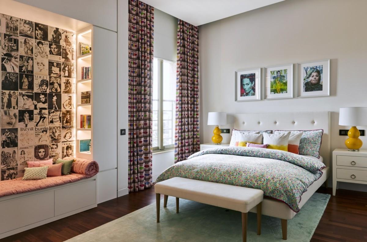 12 хитрых способов хранения в маленькой спальне