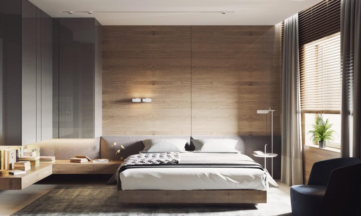 6 необычных материалов для стен, кроме обоев и краски