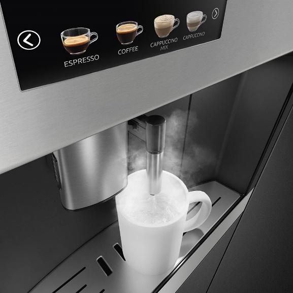 Smeg спасёт от сонливости при помощи новой кофемашины