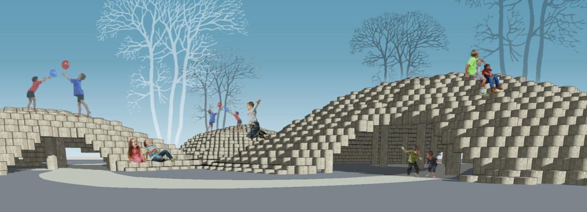 Как будут выглядеть дворы и улицы будущего: лучшие проекты конкурса «Город: детали»
