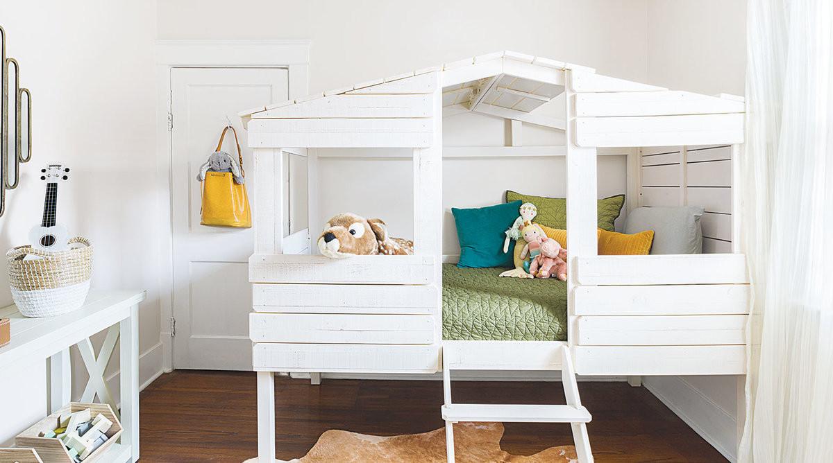 Маленькая детская комната: 25 уютных вариантов