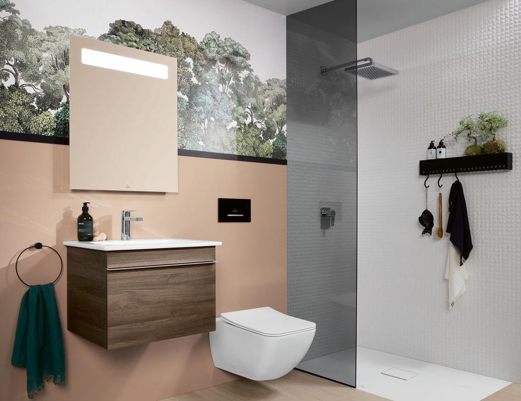 Гостевая ванная: как удивить гостей