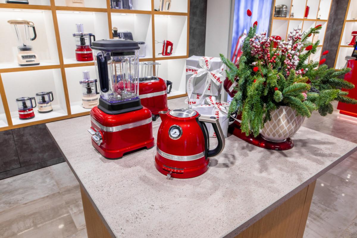 KitchenAid открыл новый магазин в ГУМе