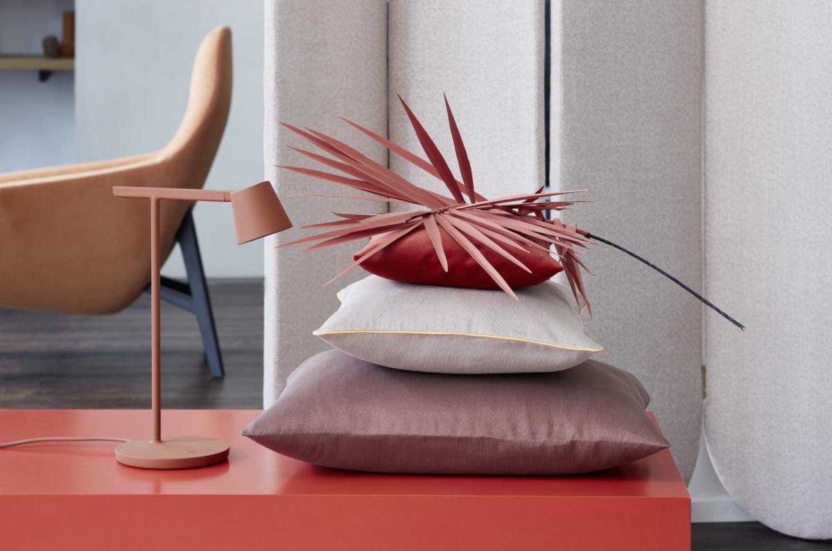Компания Création Baumann выпустила новую коллекцию тканей