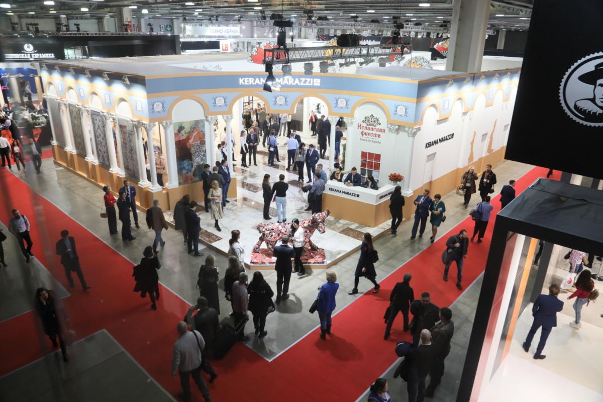 На выставке Batimat Russia 2020 покажут новые коллекции и тренды