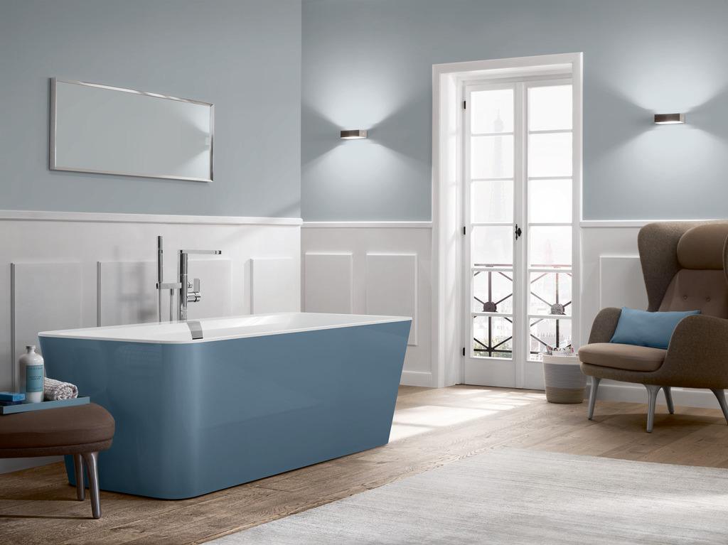 Какой цвет будет в палитре оттенков дизайна и интерьеров Villeroy & Boch