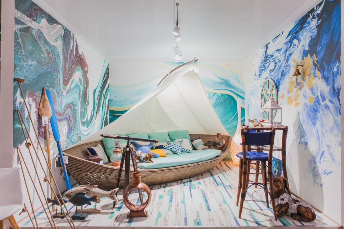 10 необычных жилых интерьеров с выставки Batimat Russia 2020