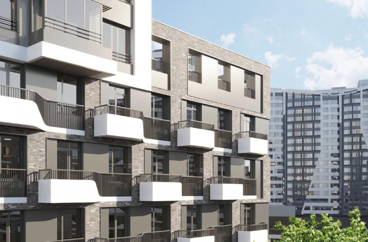 Москомархитектура согласовала архитектурную концепцию второй части жилого комплекса «Символ»