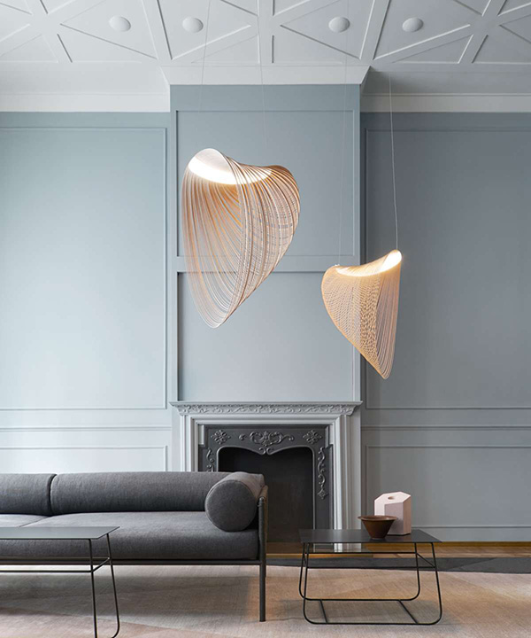 Современные лампы Illan: как сочетаются современность и лёгкость