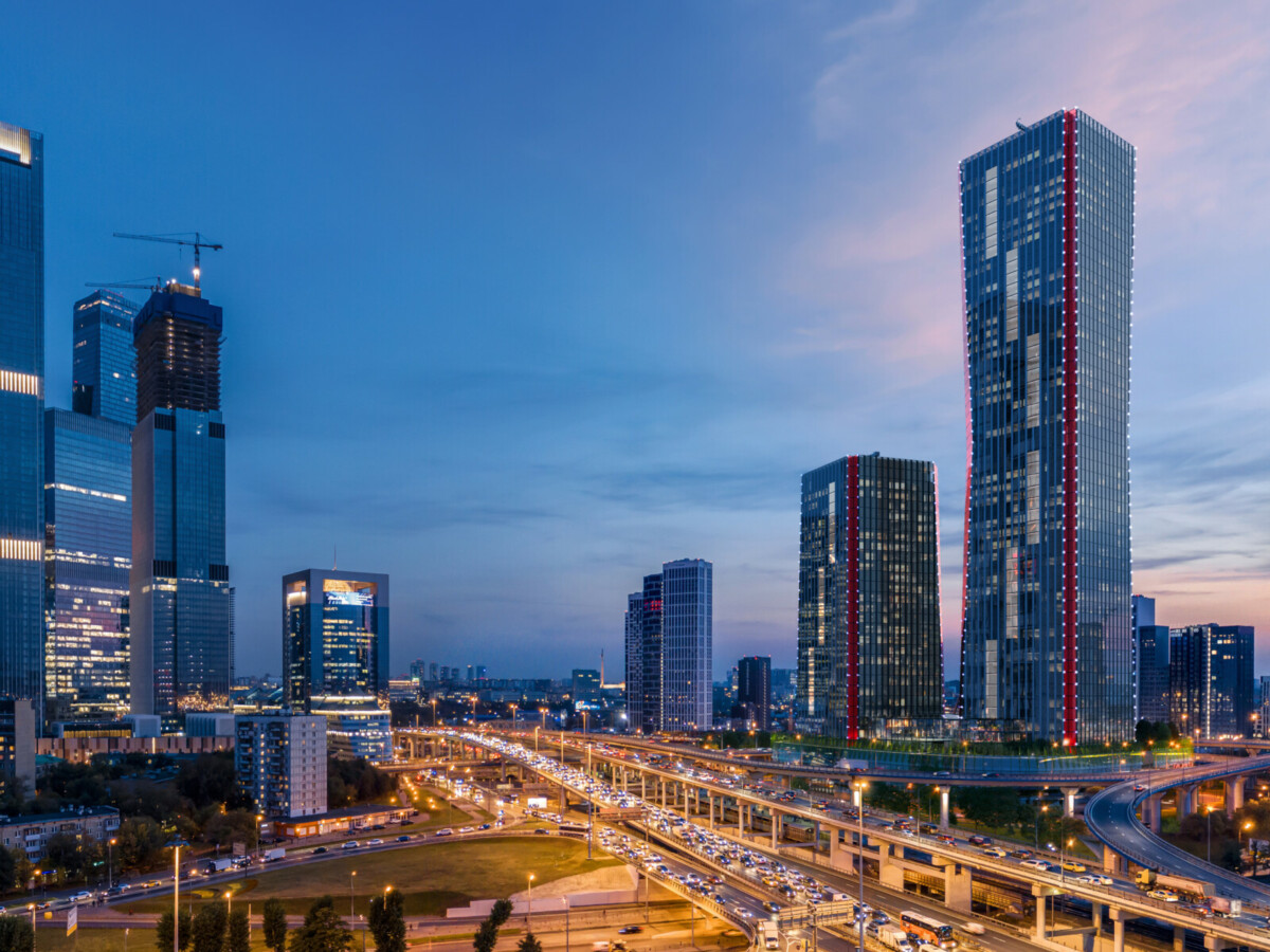 В Москва-Сити появится цифровой небоскрёб по проекту Хельмута Яна