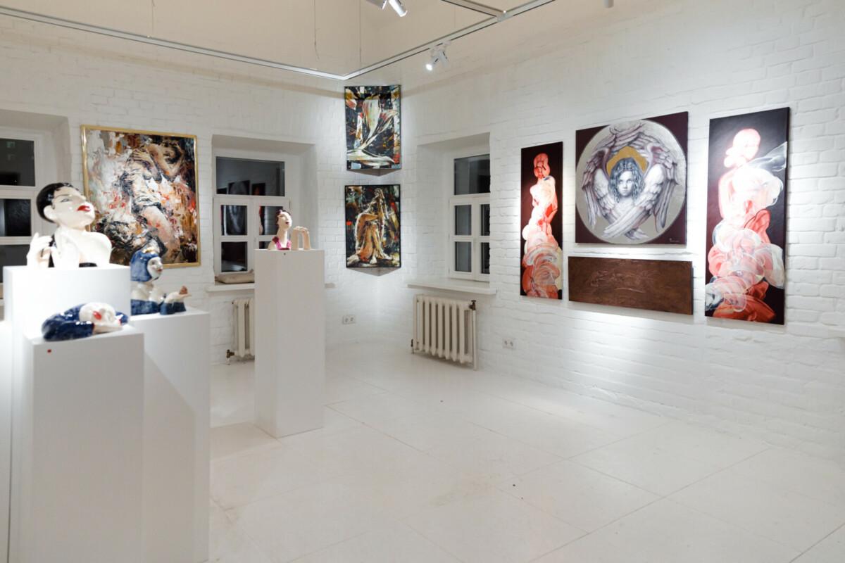 24 сентября состоялась выставка-презентация галереи Milli.art
