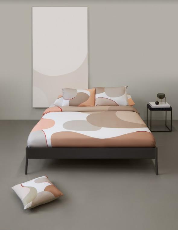 Абстрактная коллекция постельного белья от Tkano и Димы Логинова