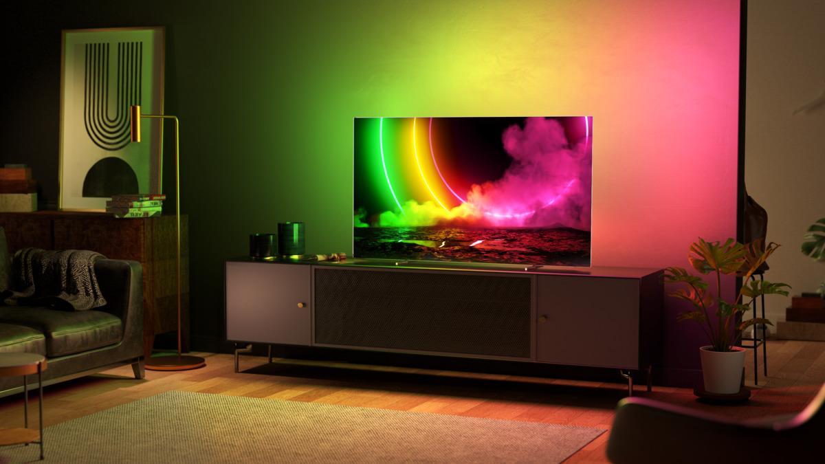 Компания Philips выпускает две новые модели телевизоров
