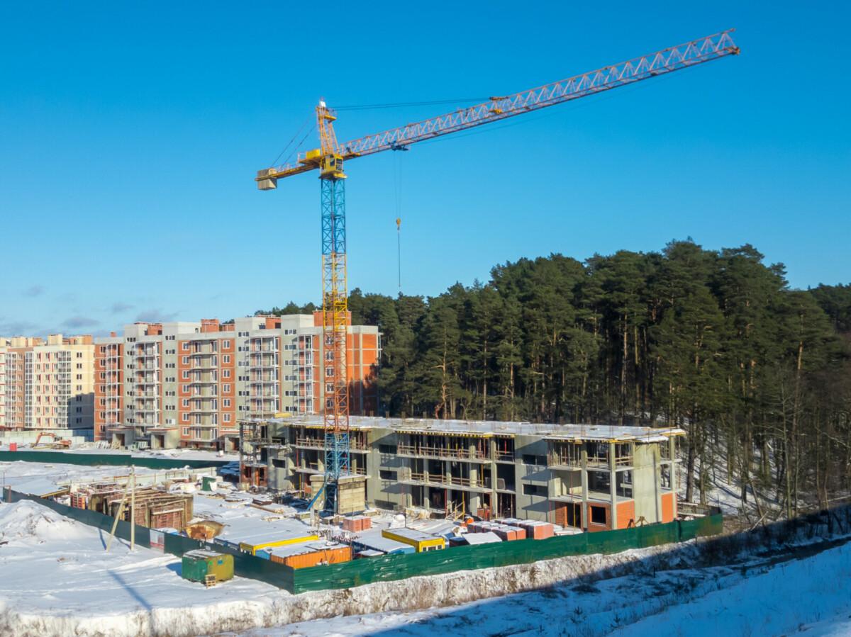 В апреле пройдёт Всероссийский конкурс управленцев «Лидеры строительной отрасли»