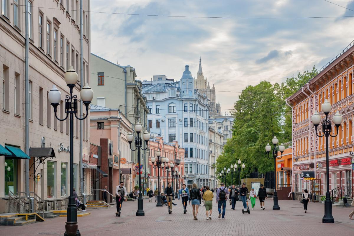 Москву номинировали на премию World Travel Awards 2021