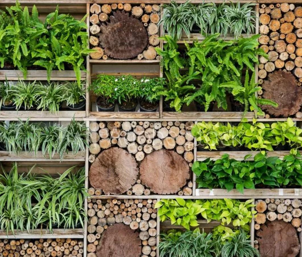 Вертикальный сад: как сэкономить драгоценные квадратные метры на даче
