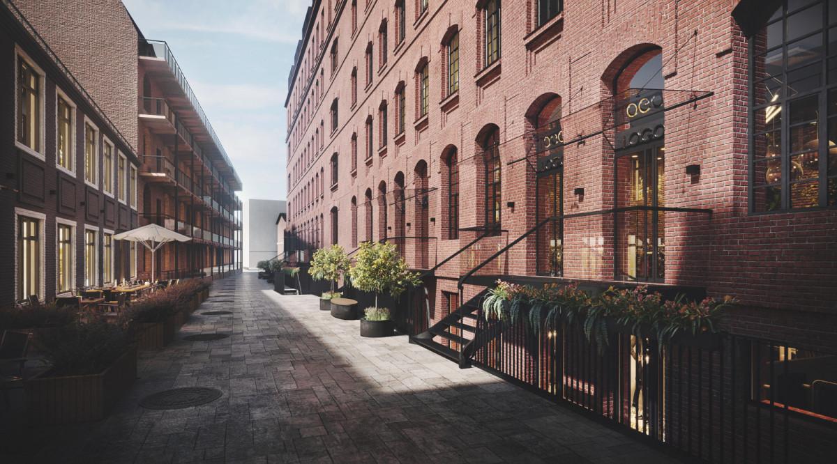 Новая жизнь производственных зданий: идеи участников «АРХ Парохода»