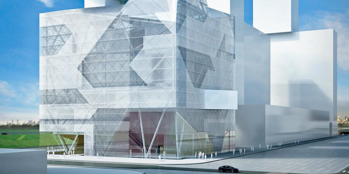 Осенью в Москве начнут строить филиал Эрмитажа
